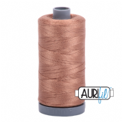 Aurifil 28 Cotton Thread - 2340 (Light Brown)